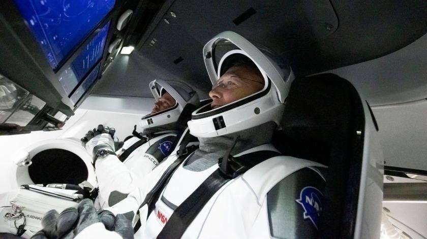Foto: @SpaceX