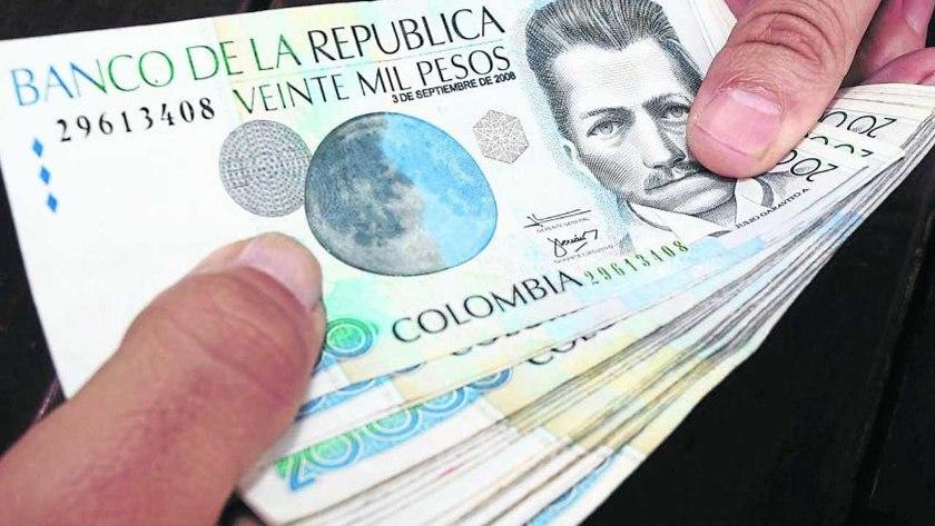 Dinero-colombiano