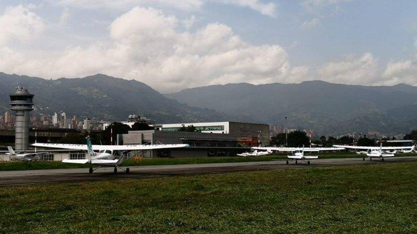 Foto: @AeropuertoEOH