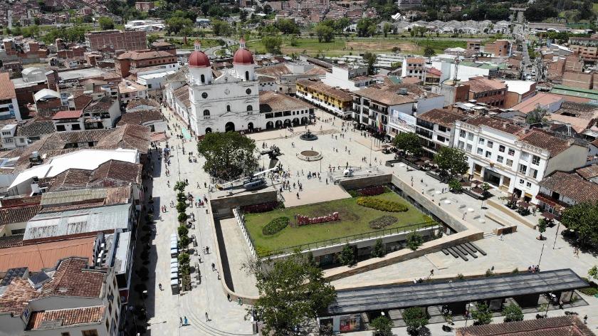 Foto: Alcaldía de Rionegro