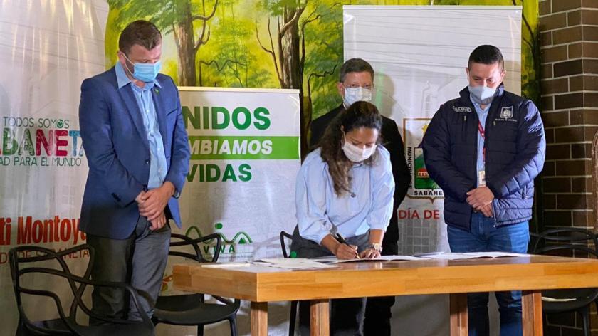 Foto: Gobernación de Antioquia