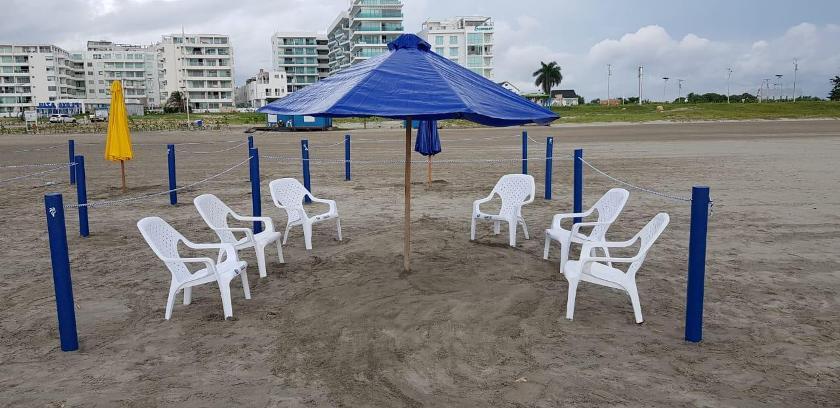 reapertura de playas cartagena