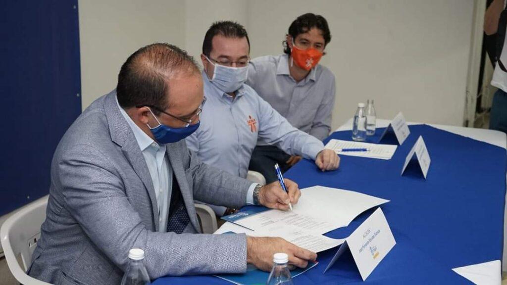 firma convenio sena alcaldia de itagui 2 ElMetro.com.co
