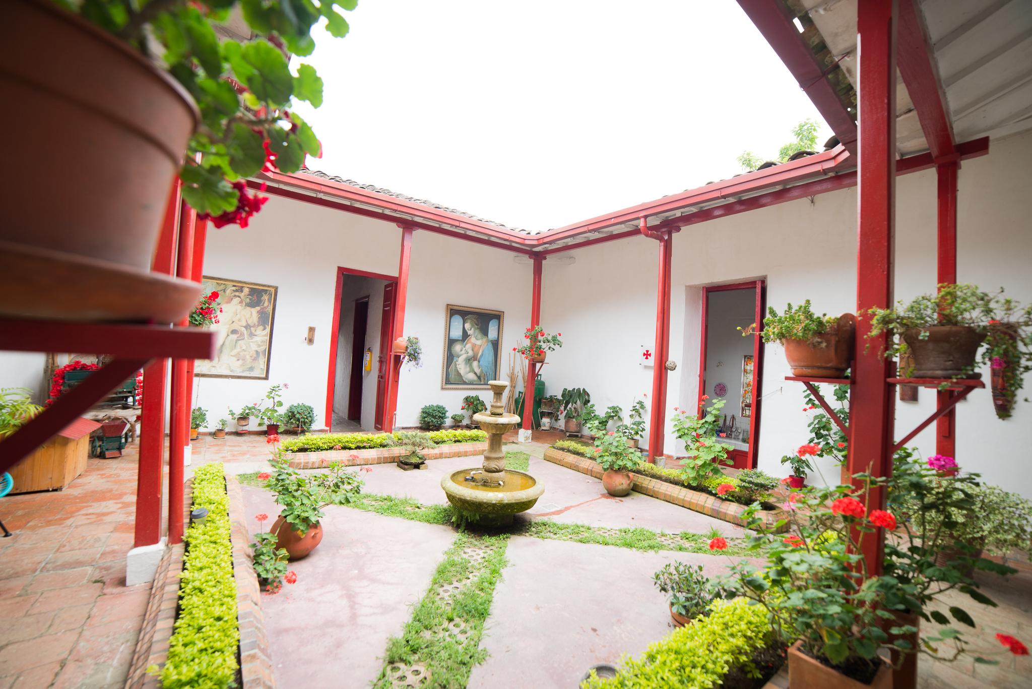 santander hacienda casa blanca