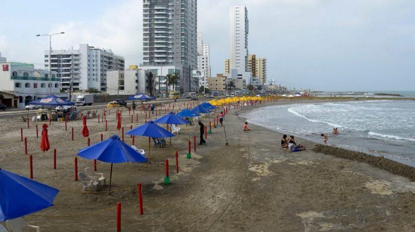 Playas de Cartagena