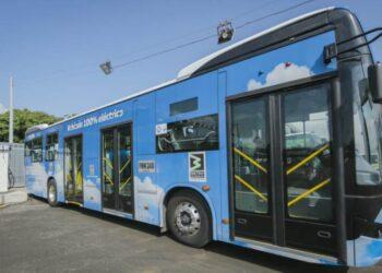 buses electricos estacion fatima