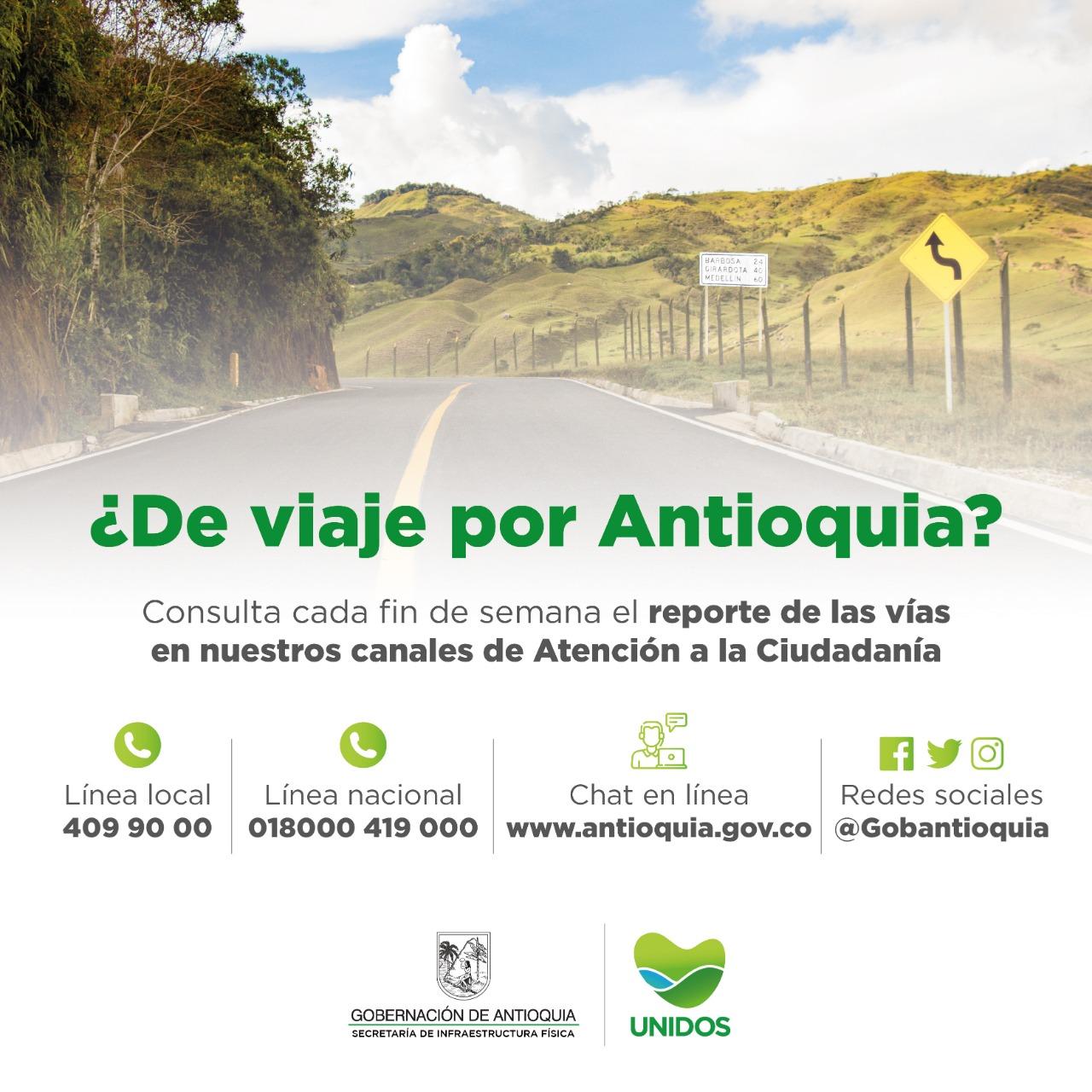 estado red vial antioquia 7 de mayo ElMetro.com.co