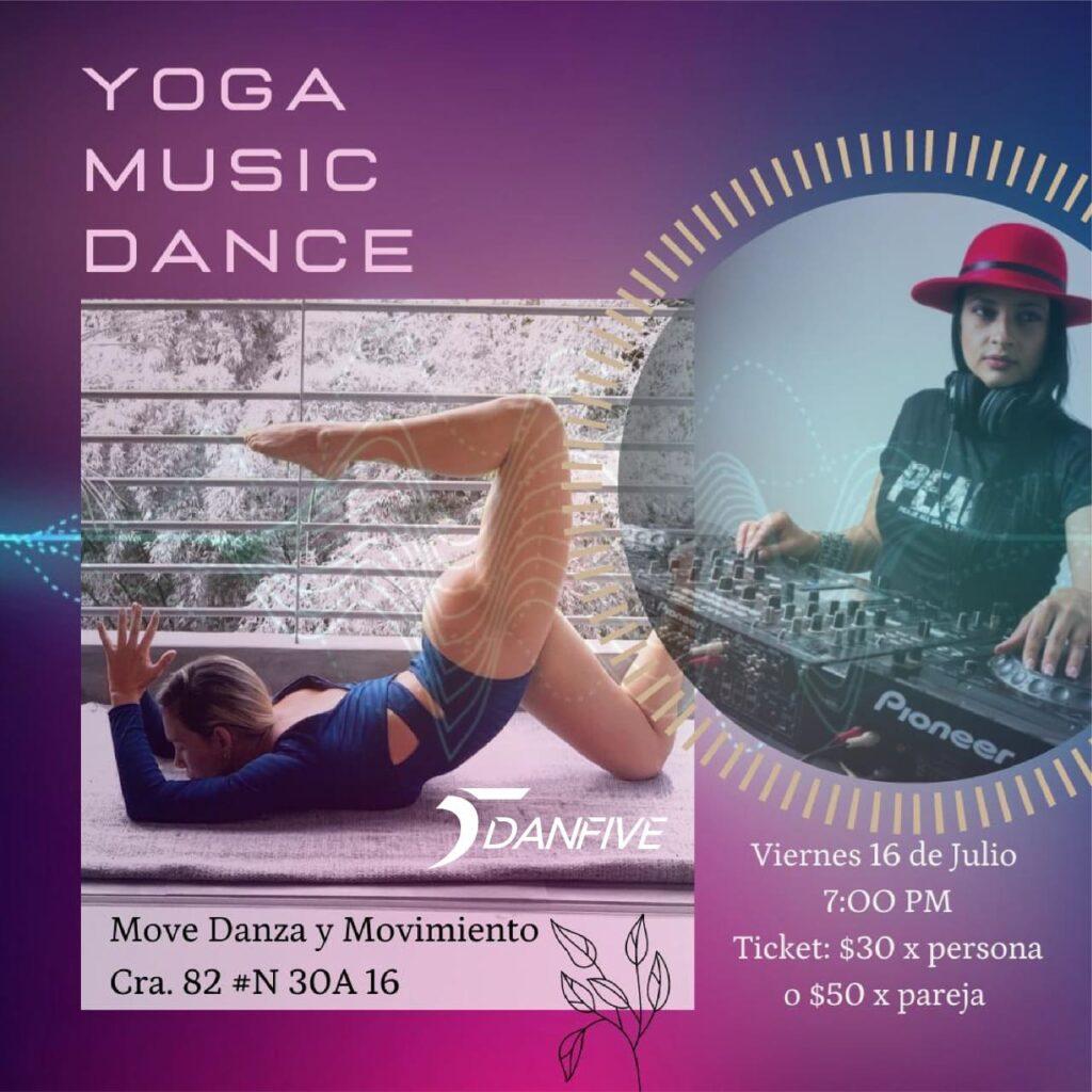 music dance ElMetro.com.co